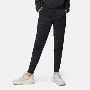 Outdoor Voices Black TechSweat Track Pants